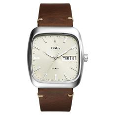 Fossil FS5329 Pria Leather/Kulit - Brown