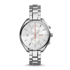 Fossil Jam Tangan Wanita - Silver - Stainless - Fossil CH2975