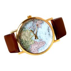 Functional Watch Ladies Women Girl Charm Stylish Unisex Stainless Steel Quartz Wrist Watch