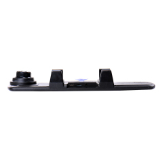 "G300 CAR DVR Rearview Mirror Novatek Full HD 1080.2.7""LCD 120 Degree Wide Angle CAR Recorder Camera CAR Mirror (Intl)"