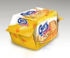 GarudaFood Gery Saluut Malkist Rasa Keju - 1 Dus - Isi 20 Pack