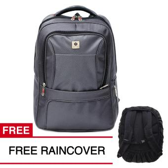 ... Cano Mini Rider Black. Gear Bag Silver Swarms Edition Tas Laptop Backpack FREE Raincover SS01