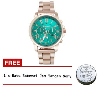 Silver Source · Geneva Rajut Jam Tangan Wanita Gn7717 Vintage Watch Updated Source .