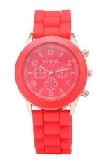 Viser Rectangle Quartz Wrist Watch Women Luxury Classic Bangle Hollow Out Watches (Intl)