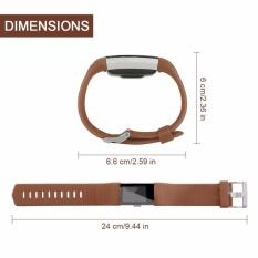 ... 32 s d 47 Hitam Tali Biru Jual Sandal Pria. Source ... GETEK Fitbit Charge 2 Strap Band Wristband Watch Replacement Bracelet Accessory Size S .