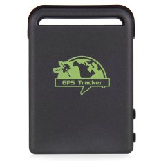 Global Smallest GPS Tracking Device GSM / GPRS / GPS Tracker - TK102B - Hitam