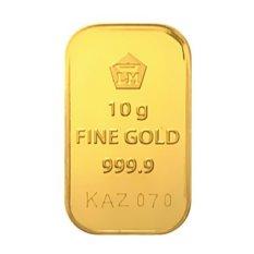Gold Antam Emas LM Logam Mulia 10 Gram Sertifikat LBMA 2017