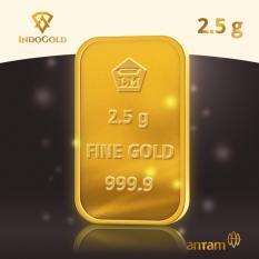 Gold Antam Emas Logam Mulia 2,5 Gram