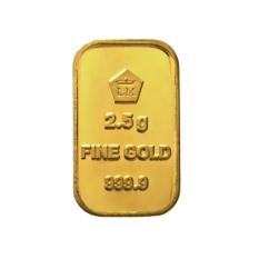 Gold Logam Mulia Antam 2.5 Gram - 24 Karat Sertifikat Resmi Antam - Emas Asli - Bergaransi - Istimewa - Cetakan Terbaru Tahun 2017