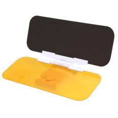 HD Car Sun Visor Goggles For Driver Day and Night Anti-dazzle Mirror Sun Viso (Intl)