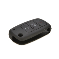 HomeGarden Keyless Entry Remote Holder For VW Volkswagen Jetta Passat Black (Intl)