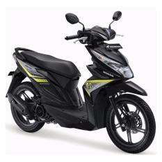 Honda - BeAT Sporty CBS - Garage Black