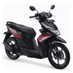 Honda - BeAT Sporty CW - Hard Rock Black