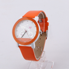 Hot Selling Watches Leisure Watches Sell Like Hot Cakes Cartoon Watches Sell Like Hot Cakes Orange