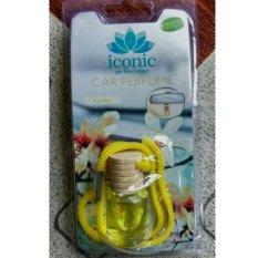 Iconic Air Freshner/ Pengharum Untuk Mobil, Ruangan, Lemari, Toilet – Wangi Vanila