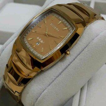 harga Rado Chronograph - Jam Tangan Wanita - gold - Stainless Steel Lazada.co.id