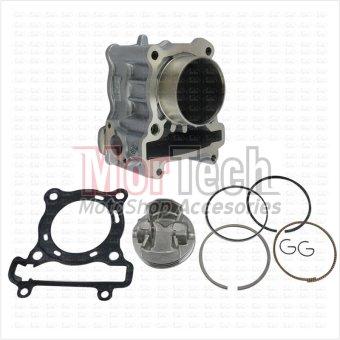 harga DCR Blok Bore Up Seher Mesin MX OLD 135 cc 62 mm Grey Lazada.co.id