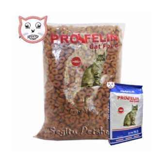 Harga Profelin Tuna Cat Food Repack 5kg Pets Supplies