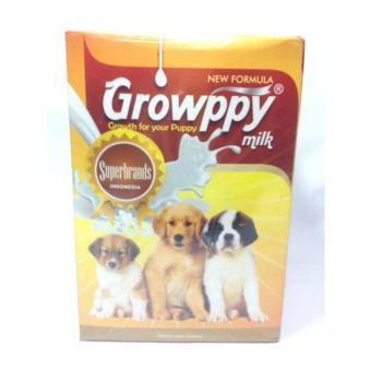 Harga Growppy Milk - Susu Anjing 1 Sachet