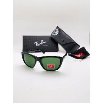 Kacamata Style Rayban 2140 Lensa Kaca Hijau