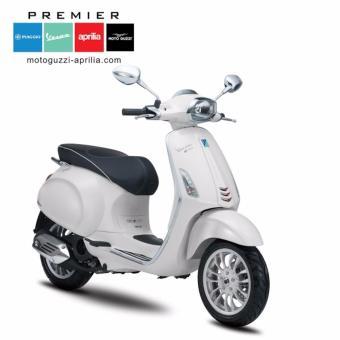 Harga Vespa Sprint I-Get - White (Monte BIanco) OTR Jakarta