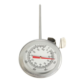 harga Autoleader Stainless Steel Oven Cooking BBQ Probe Thermometer Food Meat Gauge 200°C - intl Lazada.co.id