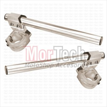 harga NUI M-Plus Stang - stir - Setang Jepit - Clip on CBR 250 37 Silver Lazada.co.id