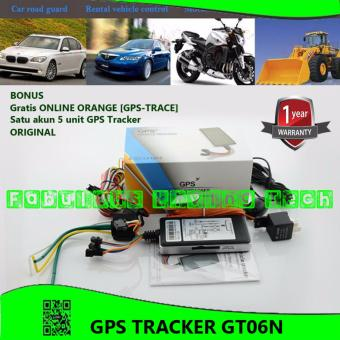 GPS TRACKER GT06N SERVER ORANGE GPS
