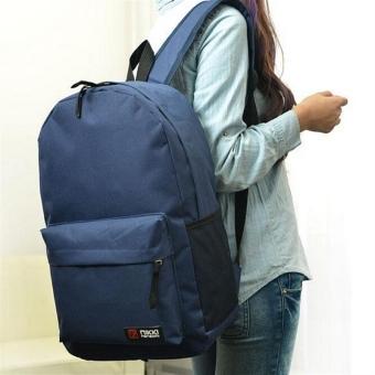 harga Biru tua adapula ransel perjalanan tas sekolah anak gadis si anak dewasa pria wanita tas bahu U148 - International Lazada.co.id