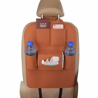 intl, 131.000, Update. Auto Car Storage Bag Car Seat Multi Pocket Travel Storage Bag Hanger Car Styling Back Car Seat Cover Organizer Holder ...
