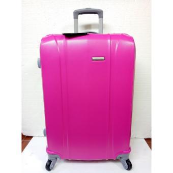 harga Polo Twin-Tas Koper-Hardcase-24inci-Pink Lazada.co.id