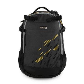 Kalibre Cronos 02 Tas Ransel Laptop Outdoor Adventure 910228-014 - Abu. >>>>