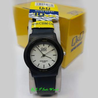 QQ Watch - QQ808 - Jam Tangan Sport Wanita - Rubber Strap. >>>>