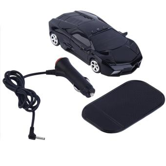 Hot Car Speed Radar 360 Protection Detector Laser Detection Voice Ale (Detector Kecepatan & Suara)