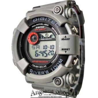 Harga Terbaru Digitec Dg2089 Jam Tangan Sporty Fashion Army Serial Fishman Pria dan .