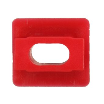 5 x merah garis kontrol memangkas klip Grommet sisipan untuk BMW E46 3 E65 E66 7 x 3 E85 ...