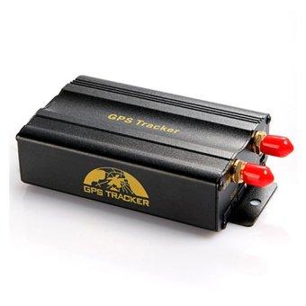 CCTV21 GPS-103 GPS/SMS/GPRS Tracker - Hitam