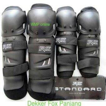 Harga Dekker Fox Standart / Pelindung Lutut dan Siku Set