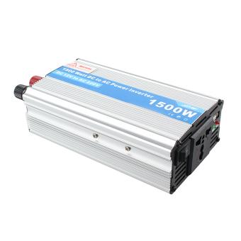 harga 1500 watt tenaga adaptor Inverter DC 12 V arus AC 220 V untuk mobil kulkas/tv/Kamera Lazada.co.id