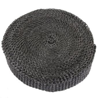 harga Exhaust Manifold Header Downpipe Heat Wrap High Temp (Black) Lazada.co.id