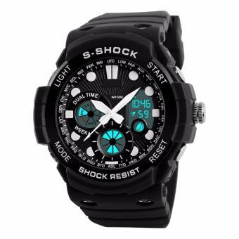 ... Best Ct 8gb R1 Water Resistant Spy Watch Camera Hitam Daftar Source S Shock Sport Watch