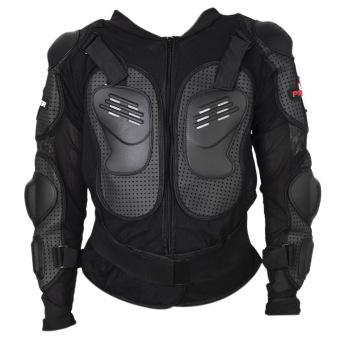 harga Balap Sepeda Motor Jaket Pelindung Pengendara Perisai Tubuh Lengkap Lazada.co.id