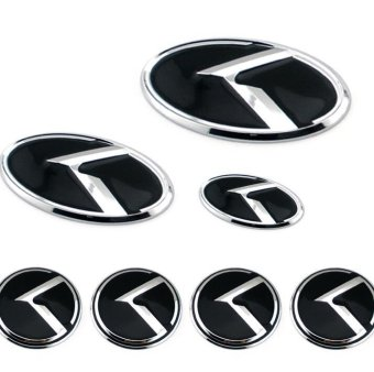 harga Kia - Emblem K Sport KIA All New Rio Lazada.co.id