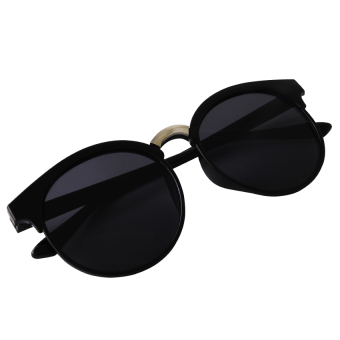 Cat eye sunglasses- Brown - CT MN5010 BLACK