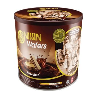 Harga Nissin Wafer Chocolate 570gr Murah