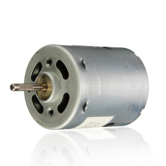 harga HDL 6 V mikro kecepatan tinggi 29000 rpm Mabuchi 360 Motor DC untuk mobil perahu dibetulkan sendiri - International Lazada.co.id