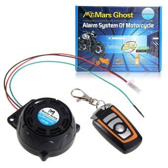 Harga 12 V Sepeda Motor Anti-Pencurian Sistem Alarm Keamanan Alarm Anti Maling Remote Mengendalikan