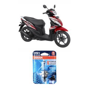 harga Osram Lampu Depan Motor Honda Spacy - 62337CB - 1 Pcs Lazada.co.id