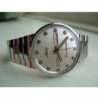 harga Mido - Jam Tangan Pria - Automatic - Swiss Made - Original Lazada.co.id