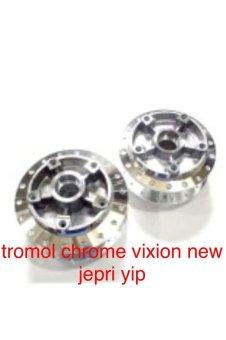 harga Tromol Chrome Sets Vixion New Lazada.co.id
